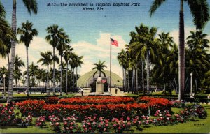 Florida Miami Bayfront Park The Bandshell Curteich
