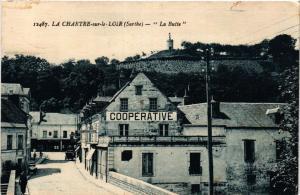 CPA La Chartre-sur-le-Loir - La Butte (390894)