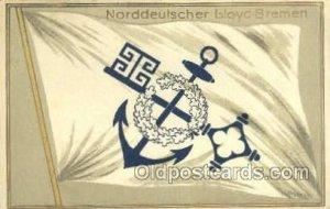 Norddeutscher Lloyd, Breman, Ship Unused