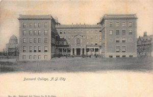 Barnard College, New York City, N.Y., Early Postcard, Unused