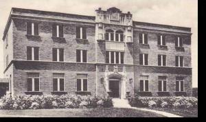 Pennsylvania Dallas McAuley Hall Students Residence College Misericordia Albe...