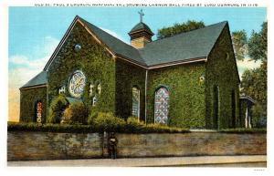 Virginia  Norfolk , Old St.Paul Church