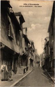 CPA Cote d'Emeraude - DOL-de-BRETAGNE - Rue Cointe (298169)