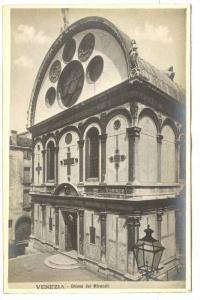 RP: VENEZIA, Chiesa dei Miraceli, Veneto, Italy, 10-20s