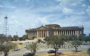Oklahoma City, Oklahoma, OK State Capital, Capitals Postcard Post Card USA  O...