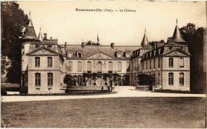 CPA Ermenonville- Le Chateau FRANCE (1020475)