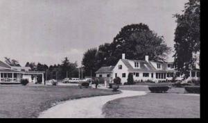 Maine Yarmouth,Homewood Inn And Club Dexter Press Archives
