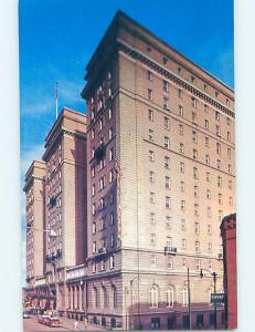 Unused Pre-1980 HOTEL SCENE Calgary Alberta AB B0944