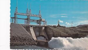 Whitehorse Rapids Hydro Dam, Yukon, Canada, 1940-1960s