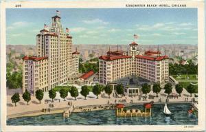 IL - Chicago, Edgewater Beach Hotel