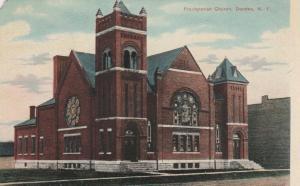Dundee, Yates County NY, New York - Presbyterian Church - DB