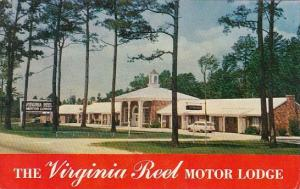 Virginia Norfolk Virginia Reel Motor Lodge