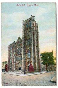 Boston, Mass, Cathedral