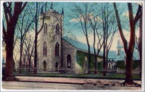 St Ann's Church, Lowell MA