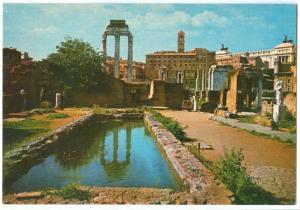 Italy, Rome, Roma, Foro Romano, 1978 used Postcard
