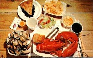 Maine Shore Dinner Down East Gourmet's Delight