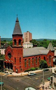 New Jersey East Orange Famous Old Brick Church
