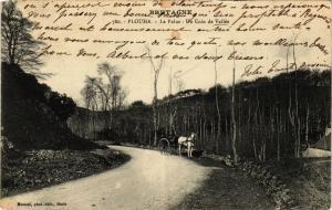 CPA  Perros-Guirec - Le Palus - Un Coin de Vallée  (381946)