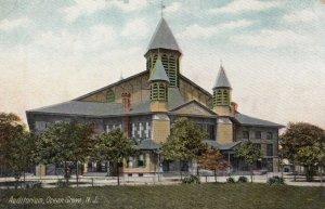 OCEAN GROVE, New Jersey, 1900-10s; Auditorium