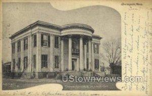 Governors Mansion in Jackson, Mississippi