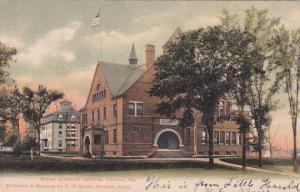 HOULTON, Maine, PU-1906; Ricker Classical Institute