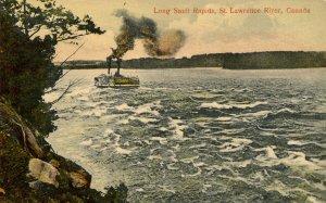 Canada - Quebec, Long Sault Rapids, St Lawrence River
