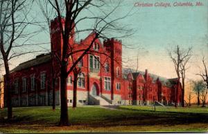 Missouri Columbia Christian College 1911