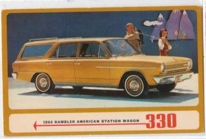 1964 Rambler American Station Wagon 330