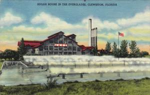 Sugar House on the Everglades , CLEWISTON , Florida , 30-40s