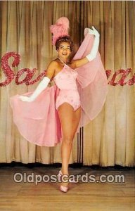 Savannah Peach, Club Savannah Greenwich Village, NYC, USA Unused