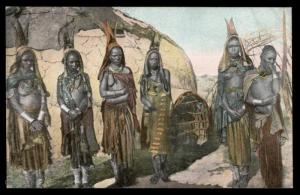 Germany ca1904 SW Africa DSWA Natives Card 88683