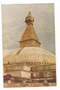 Bodh Nath Stupa, Kathmandu, Nepal, Asia, 1940-1960s