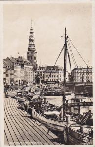 RP, KOBENHAVN, Denmark, 1920-1940s; The Fish Market