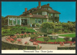 Rhode Island, Newport - Hammersmith Farm - Terrace Gardens - [RI-055X]