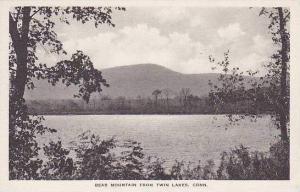 Connecticut Twin Lakes Bear Mountain Albertype