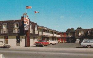 NIAGARA FALLS, Ontario, Canada, 40-60s; Oden Motel