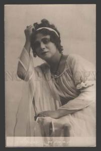 113032 BRIAN Russian JEWISH OPERA Star by Offenbach OLD PHOTO