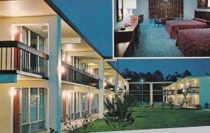 FLORENCE , South Carolina , 1950-60s ; 2-Views of Quality Inn