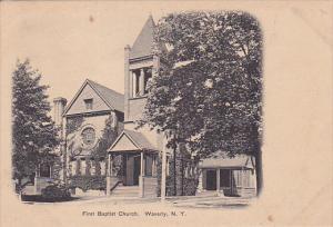 First Baptist Church, Waverly, New York, 10-20s