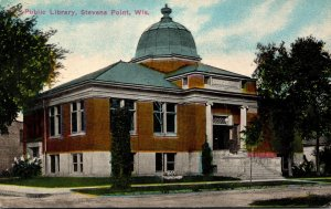 Wisconsin Stevens Point Public Library