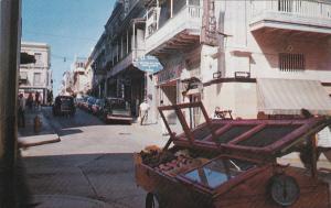 Street Scene , SAN JUAN , Puerto Rico , 50-60s #2