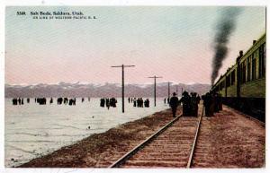 Salt Beds, Saldura UT