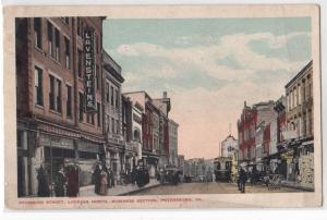 Sycamore St., Petersburg VA