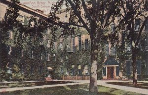 South Entrance University Hall Ann Arbor Michigan