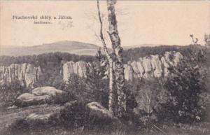 Czech Republic Prachovske skaly u Jicina Amfiteatr