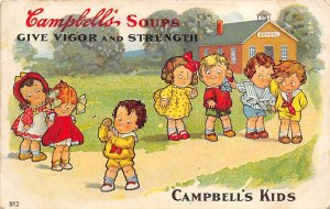 Campbell's soups, Campbell's kids Oddities PU Unknown