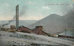 BUTTE , Montana , 1915 ; The Berkelry Mine