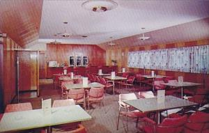 Canada West Hawk Lake Trans-Canada Restaurant Birchgrove Lounge Interior