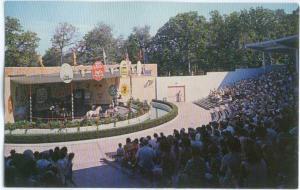 Holden Amphitheater Stage Detroit Zoological Park Royal Oak