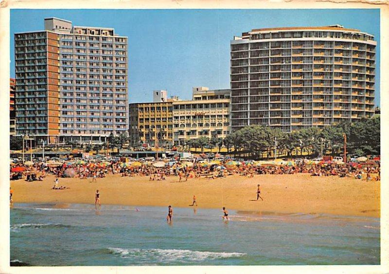 North Beach Durban Africa, Afrika 1967